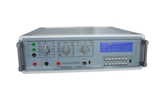 JH-3B液晶显示多功能校准仪